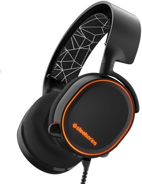 Vásárlás  SteelSeries Arctis 5 7.1 (6144) Mikrofonos fejhallgató ... 3cf3d23889