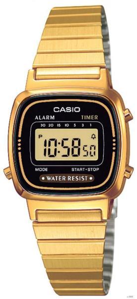 Vásárlás  Casio LA-670WG óra árak 598e023b22