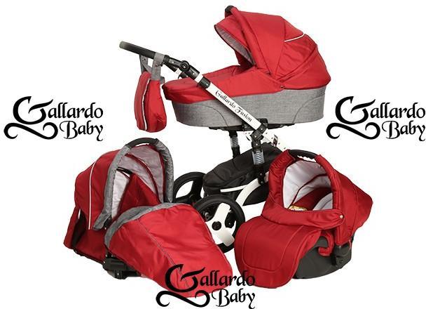 Vásárlás  Gallardo Baby Fusion Babakocsi árak összehasonlítása ... fa9779c7cc