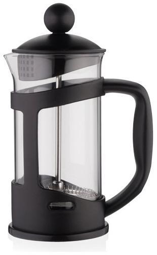 French press dugattyús kávé és teafőző