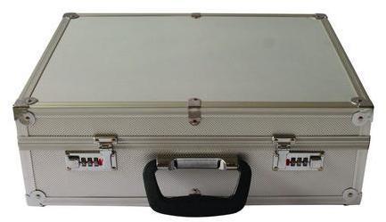 Vásárlás  Manutan Alumínium koffer 440 x 345 x 145 mm Szerszámos ... 70c190f234
