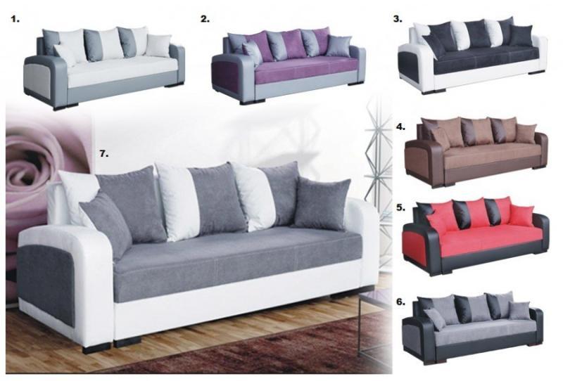 Vásárlás: Zuzana ágyazható kanapé Kanapé árak összehasonlítása ...