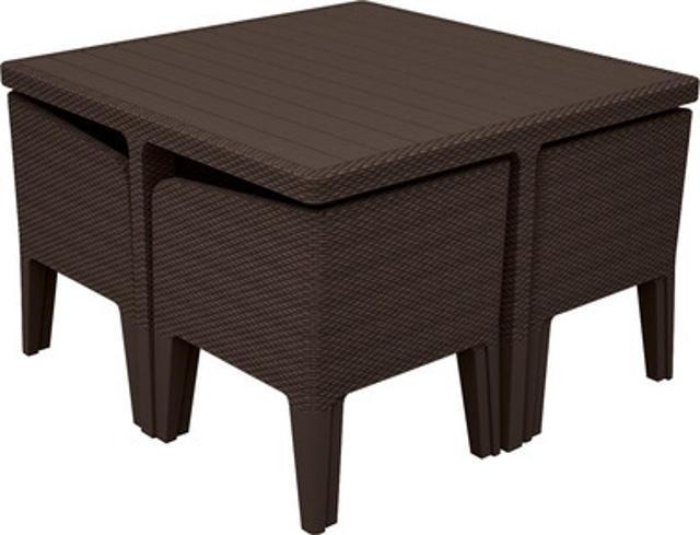 63738a91c624 Vásárlás: Curver Columbia Set 5 műrattan kerti garnitúra Kerti bútor ...