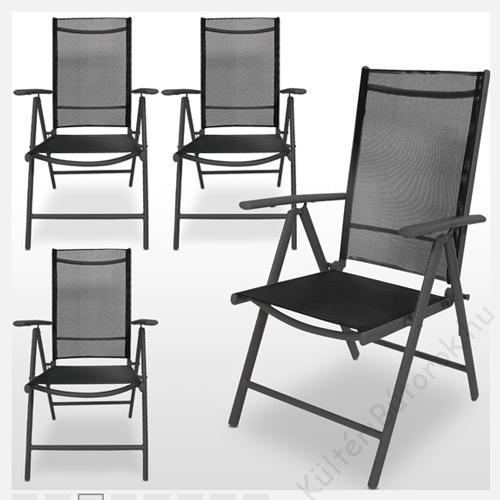 Vásárlás: Ingrid alumínium kerti szék szett (4db) Kerti