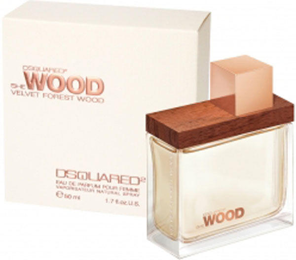 She Wood Velvet Forest Wood EDT 30ml