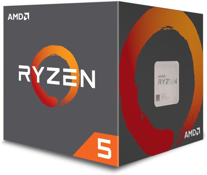 Ryzen 5 1600 Hexa-Core 3 2GHz AM4