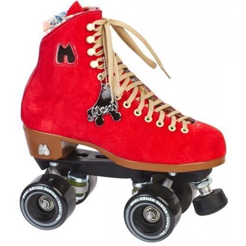 Vásárlás  Moxi Roller Skates Lolly Poppy Red Görkorcsolya árak ... 098a1b6c09