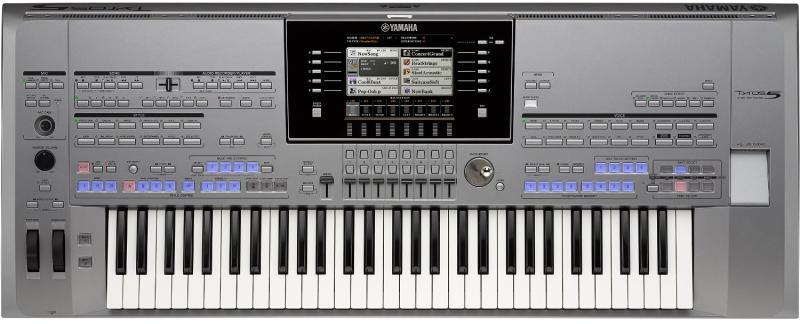Yamaha Tyros 5-61 Clape (Sintetizatoare si Keyboarduri