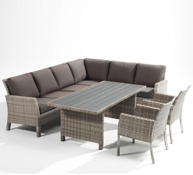 Vásárlás: Ferrocom Weekend kerti étkezőgarnitúra Kerti bútor ...