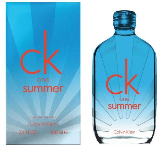 Edt 100ml 2017 One Ck Summer cTF1JuKl3