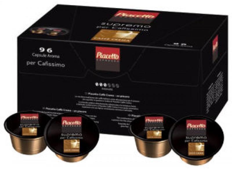 Piacetto Café Crema kávékapszula 96 db