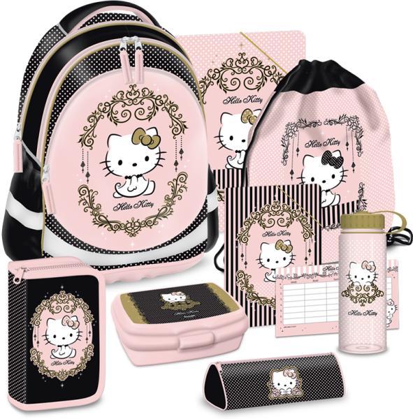 f91dde80df28 Vásárlás: Ars Una Hello Kitty - iskolatáska szett (90877100 ...