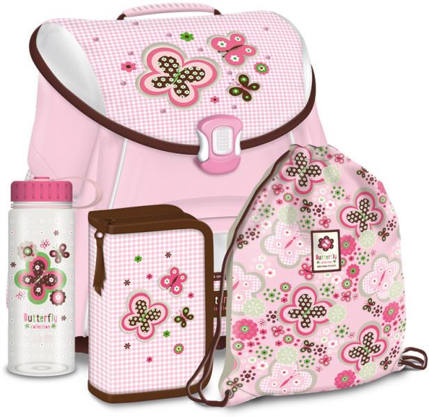 Vásárlás  Ars Una Butterfly - pillangós iskolatáska szett (90876752 ... 252c889305