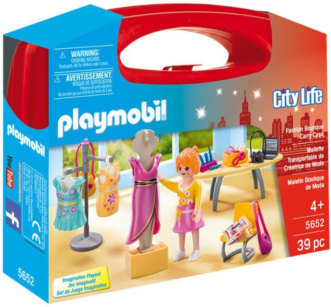917c9b4242 Vásárlás: Playmobil Trendi ruhatár szett (5652) Playmobil árak ...