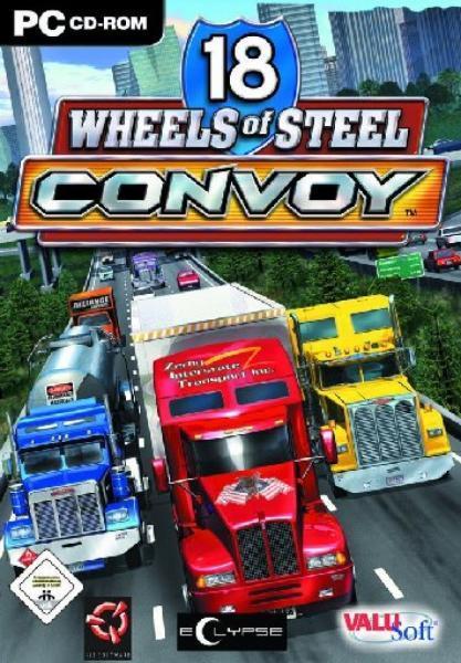 18 Стальных колес конвой грузовиков магнат SIM PC новый. Нажмите на эту сс