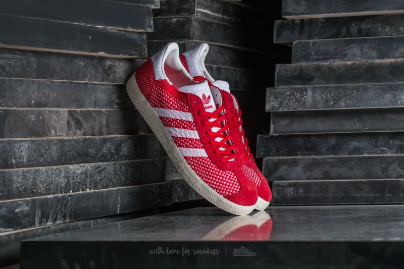 Adidas Originals Cipő Eladás,Adidas Gazelle Primeknit Piros