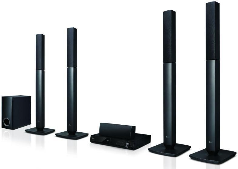 7edc3ea381 Vásárlás: LG LHD457 5.1 Házimozi, eladó LG Házimozi rendszer, olcsó ...