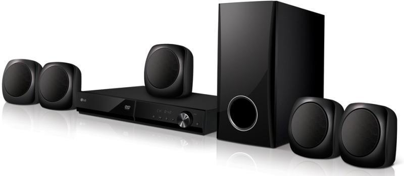 e095879a62 Vásárlás: LG LHD427 5.1 Házimozi, eladó LG Házimozi rendszer, olcsó ...
