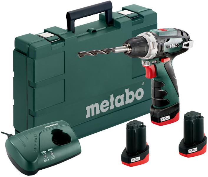 Vásárlás: Metabo PowerMaxx BS Basic Set (600080960) Fúró-csavarozó árak összehasonlítása ...