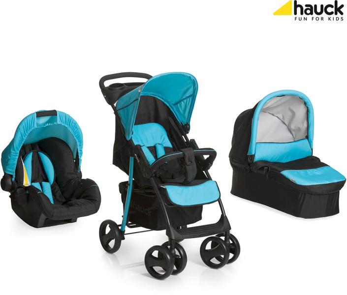 Vásárlás  Hauck Shopper SLX Trioset Babakocsi árak összehasonlítása ... 7160be6a0d