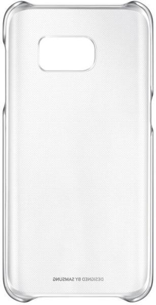 cheaper 760d2 4eaed Clear Cover - Galaxy S7 EF-QG930C