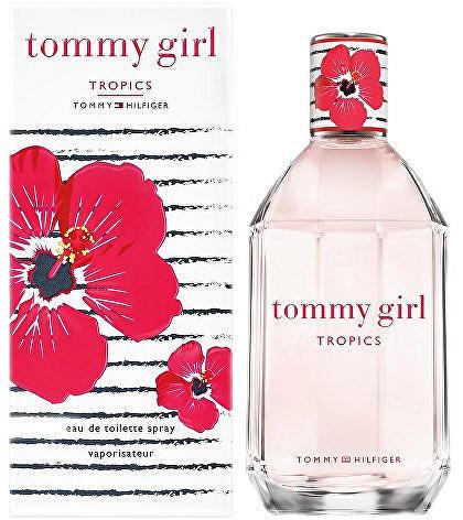 Tommy Hilfiger Tommy Girl Tropics EDT 100ml parfüm vásárlás 3eca91924f