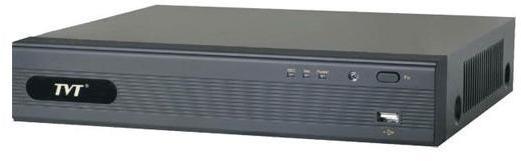 Tvt 4-channel Dvr Td-2704as-sl  Recorder Dvr Si Nvr