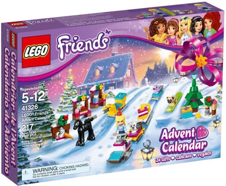 lego adventi naptár friends Vásárlás: LEGO Friends   Adventi naptár 2017 (41326) LEGO árak  lego adventi naptár friends