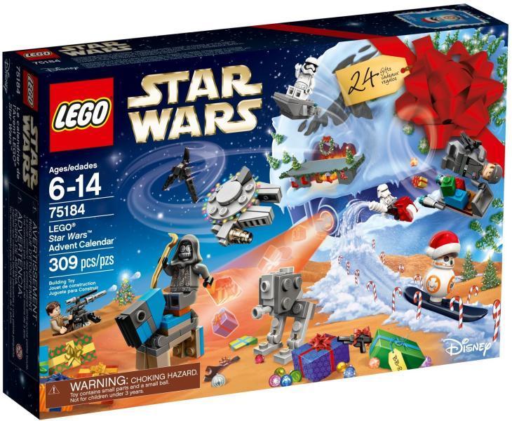 adventi naptár lego Vásárlás: LEGO Star Wars   Adventi naptár 2017 (75184) LEGO árak  adventi naptár lego