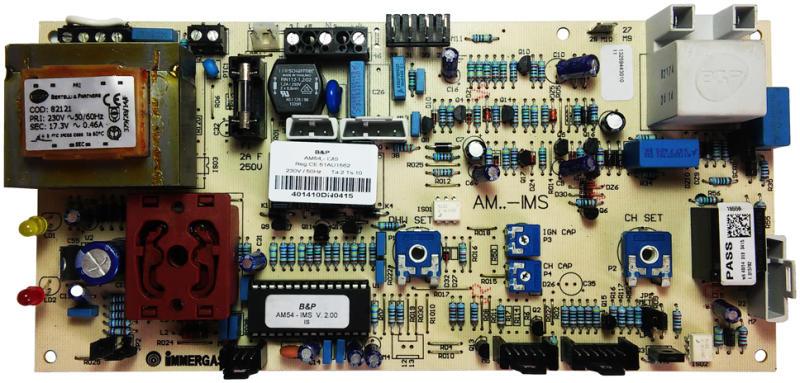 Immergas Placa Electronica Centrala Termica Immergas Eolo Mini