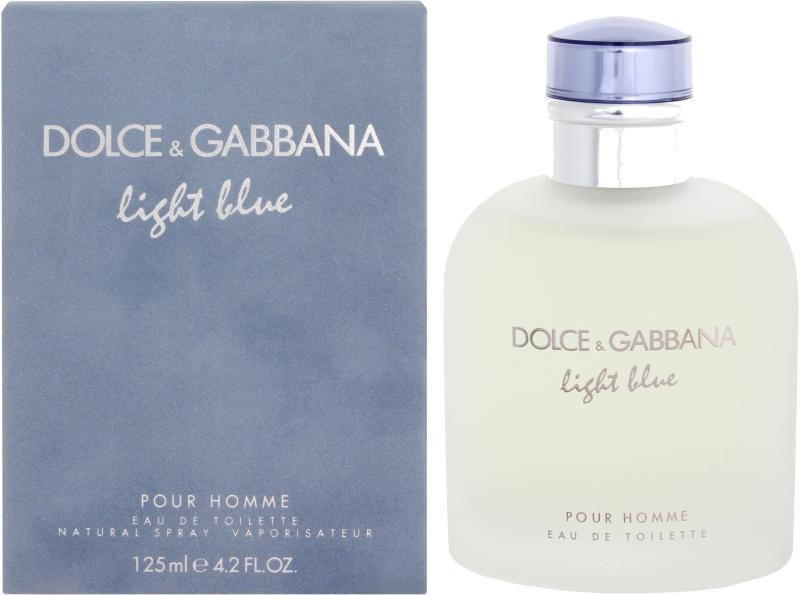 Dolce Gabbana Light Blue pour Homme EDT 125ml parfüm vásárlás, olcsó ... 32004b02717b