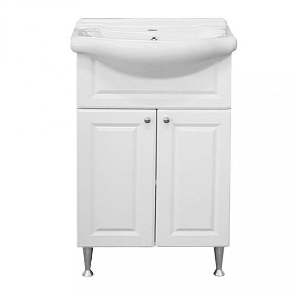Vásárlás: Vertex Romeo fürdőszoba bútor alsószekrény mosdóval 55cm (R55A) Fürdőszoba bútor árak ...