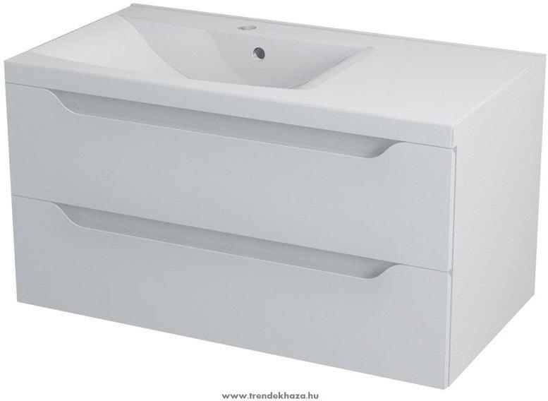 Vásárlás: SAPHO Wave II mosdótartó szekrény WA092L Fürdőszoba bútor árak összehasonlítása, Wave ...