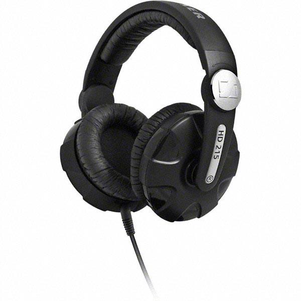 Sennheiser-HD-215 füles