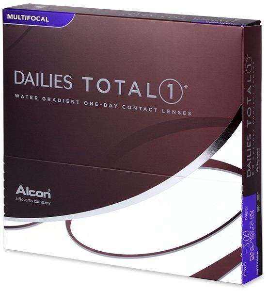 03941fdd26e02 Alcon Dailies Total 1 Multifocal (90db) kontaktlencse vásárlás ...