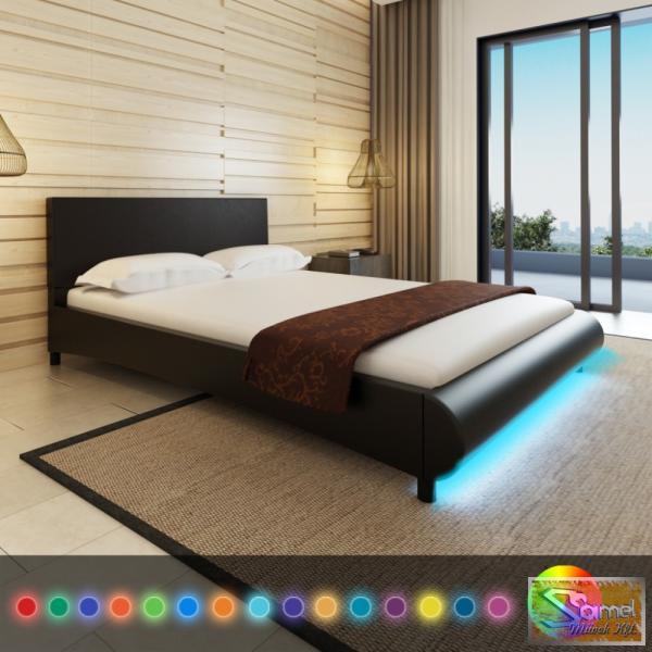 v s rl s vid m b r gy led cs kkal 140 200 cm t bb sz nben samel 50 500 ft gy gykeret. Black Bedroom Furniture Sets. Home Design Ideas