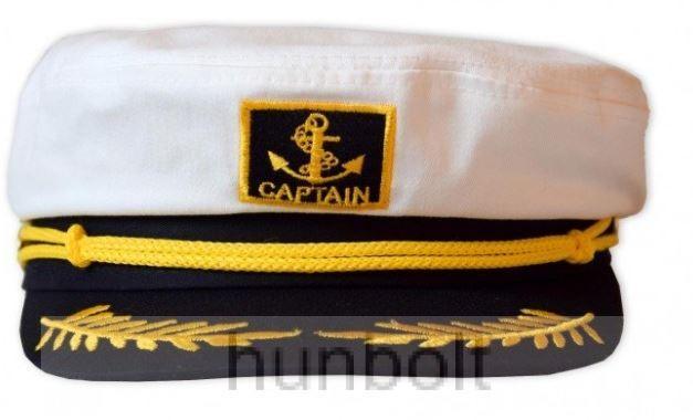 Vásárlás  Kapitány sárga zsinóros 6f54c60b00