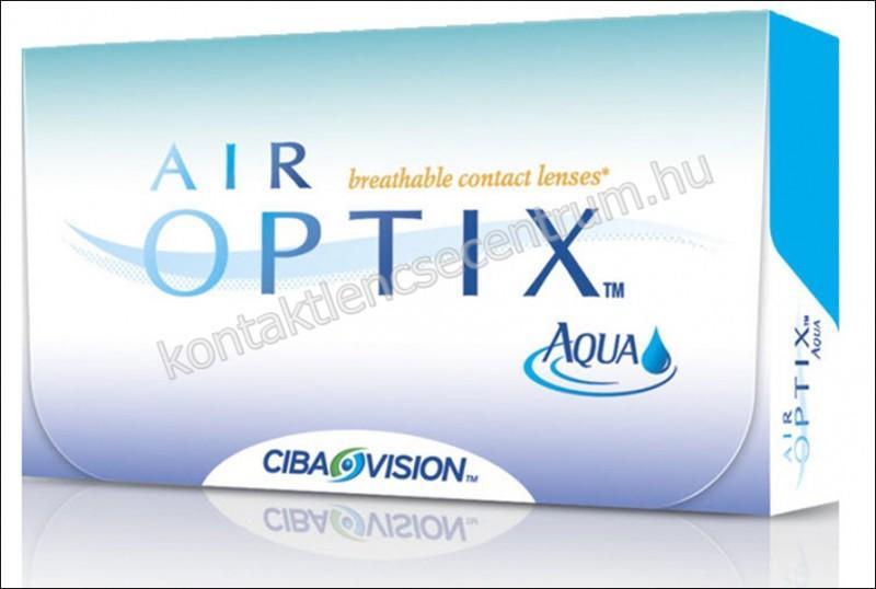 Alcon Air Optix Aqua (3) - Havi kontaktlencse vásárlás ... b9c659d9d1
