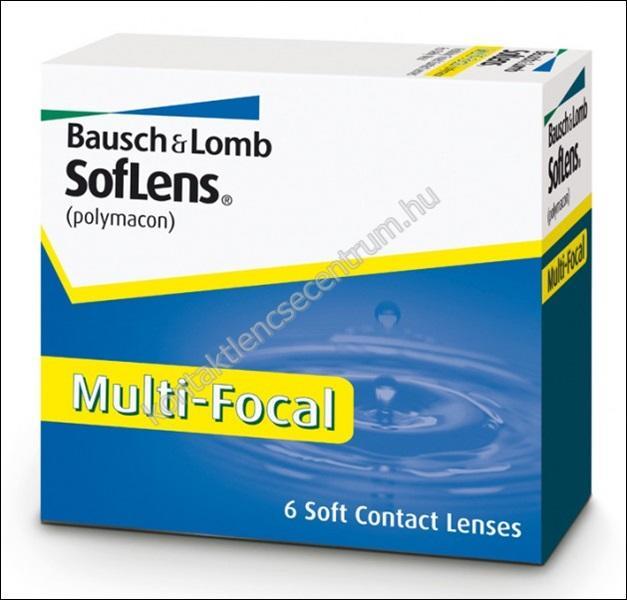 Bausch   Lomb Soflens Multifocal (6) - Havi kontaktlencse vásárlás ... e2537d77f6