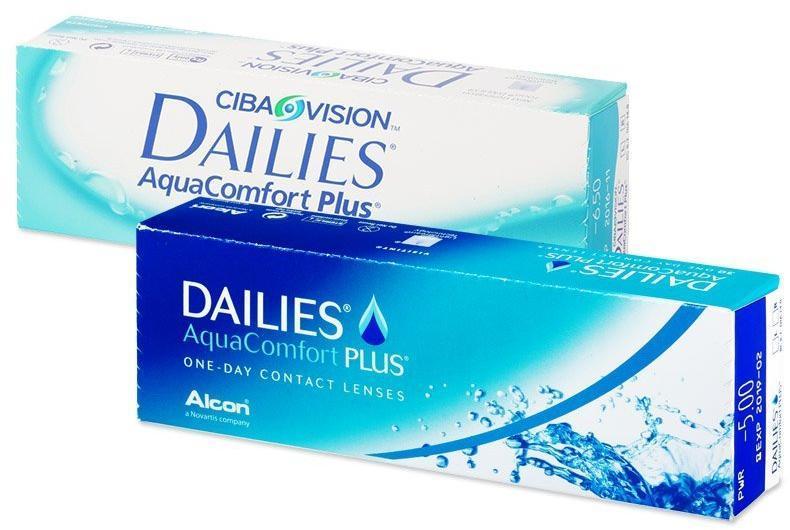 bfbfe348ef39d Alcon Dailies - AquaComfort Plus (30) - napi kontaktlencse vásárlás ...