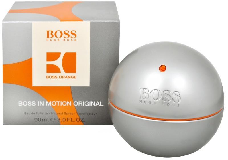 große sorten billiger gutes Geschäft Boss In Motion EDT 90ml