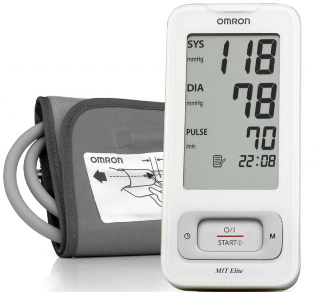 Vásárlás: Omron MIT Elite Intellisense Vérnyomásmérő árak..