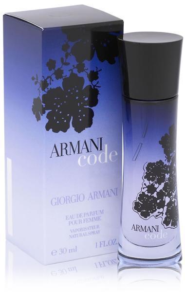 Giorgio Armani Armani Code pour Femme EDP 30ml parfüm vásárlás ... aa6af7392fad