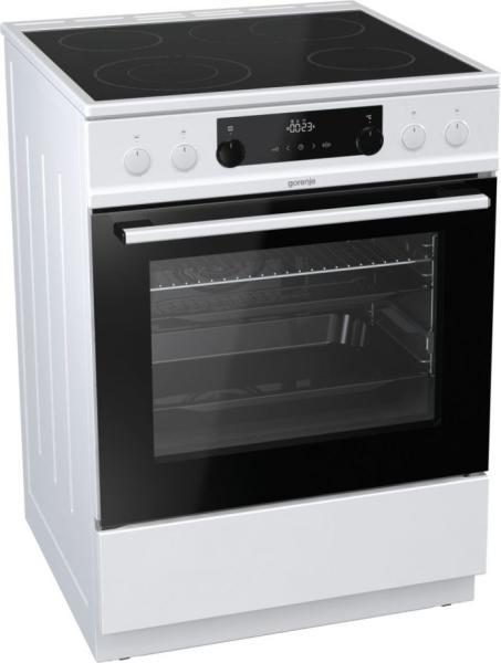 Gorenje EC6352WPA Elektromos Fehér Kerámialapos Villanytűzhely 60cm