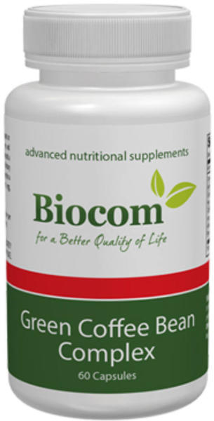 Biocom Green Coffee Bean Complex 60 kapszula | Fittprotein.h