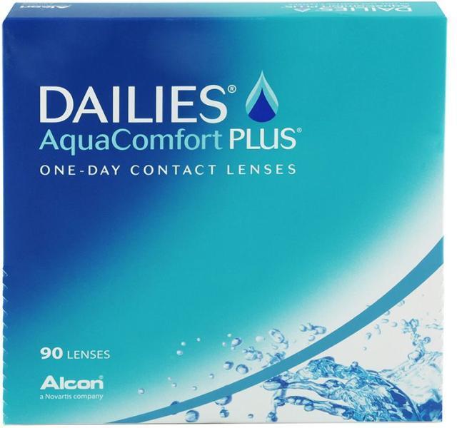Alcon Dailies AquaComfort Plus (90) - Napi kontaktlencse vásárlás ... 8dfcd687b7