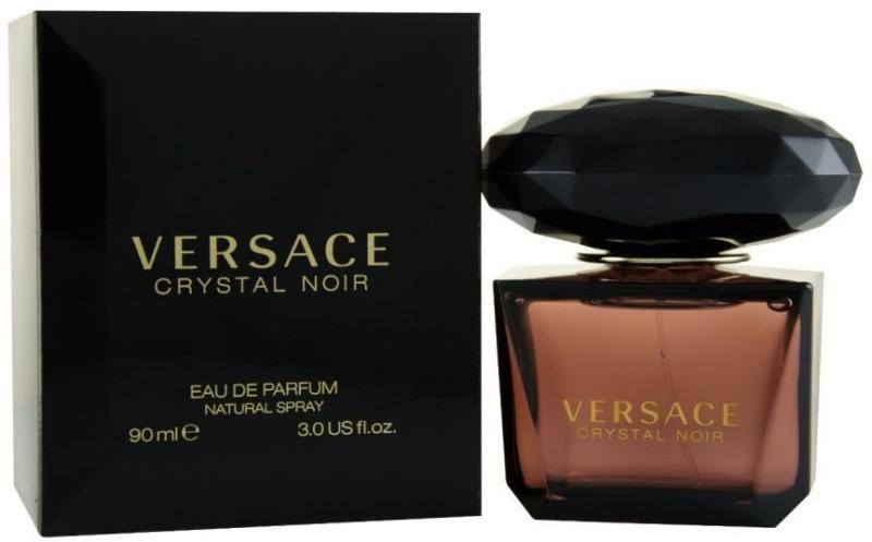 Versace Crystal Noir Edp 90ml Preturi Versace Crystal Noir Edp 90ml