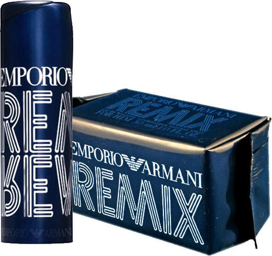 armani remix