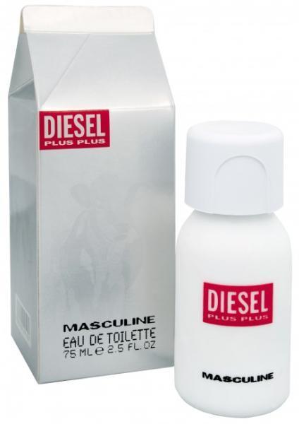 Diesel Plus Plus Masculine Edt 75ml Parfüm Vásárlás Olcsó Diesel