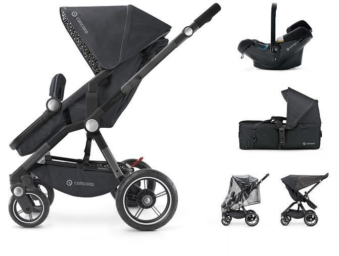 Vásárlás  Concord Mobility Set Camino Air Babakocsi árak ... bcf0bc4e03